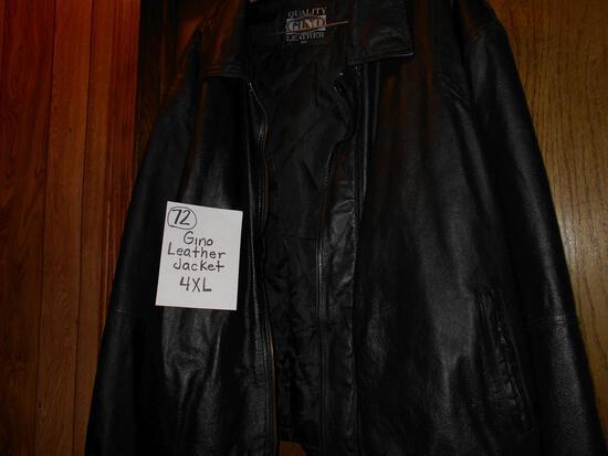 Gino Leather Jacket