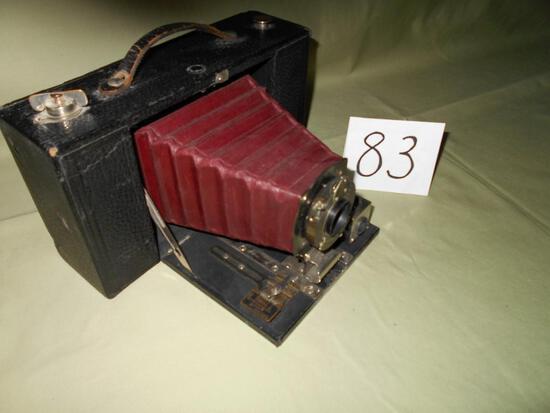 Kodak Camera -  ball bearing shutter