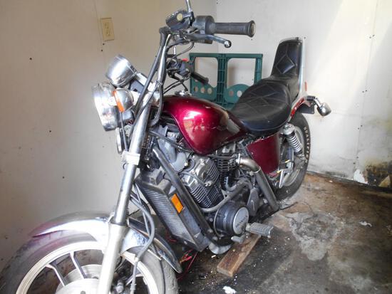 1983 VT 750 Honda Motorcycle