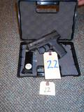 Taurus PT140PRO .40 cal w/case and 2 clips