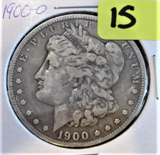 1900-O Morgan Dollar
