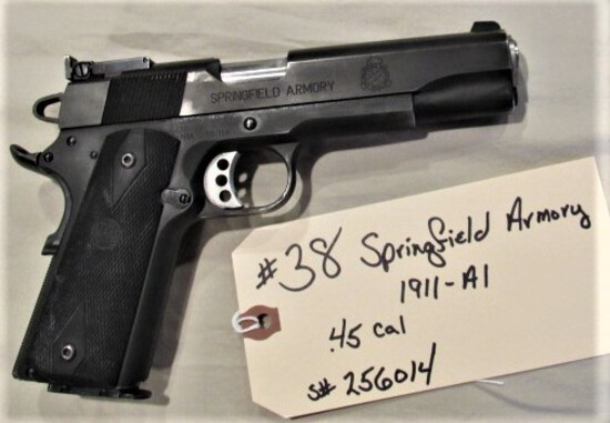 Firearms and Ammo Auction