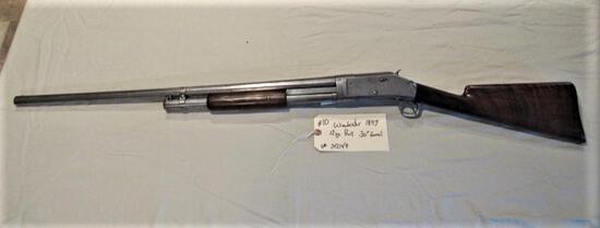 "Winchester 1897 12 ga Full Choke 30"" Barrel"