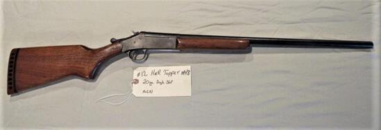 H & R Topper M48 20 ga Single Shot