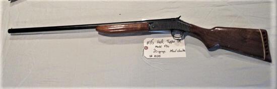 H & R Topper Jr.  Model 490 20 Ga Mod Choke