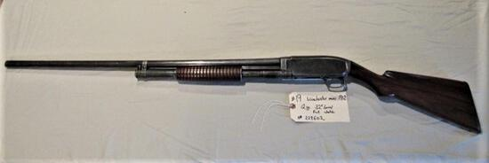 "Winchester Model 1912 12 ga 32"" Barrel Full Choke"