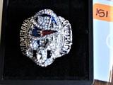 Patriots 2018 RP Ring