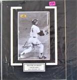 Reggie Jackson Signed Photo Large Display