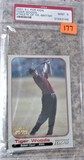 Tiger Woods Graded Card