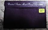 1990 United States Mint Proof Set