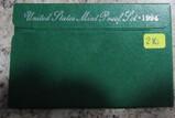 1994 United States Mint Proof Set