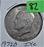 1972-D Ike