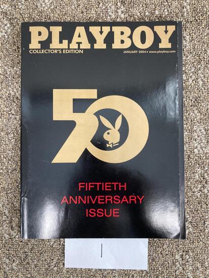 January 2004 50th Anniversary