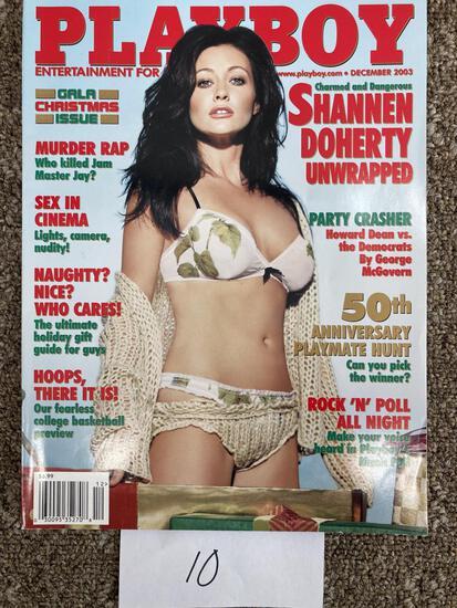 December 2003 Doherty