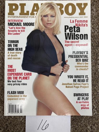 July 2004 Wilson