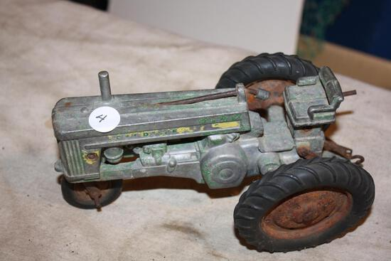 John Deere Parts Toy Tractor