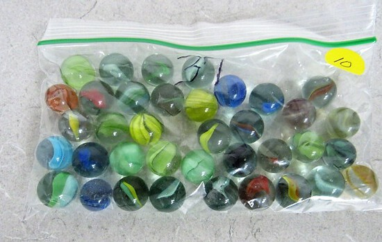 37 Marbles