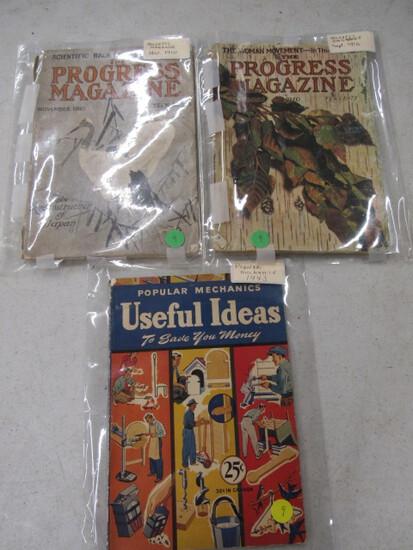 3 Magazines
