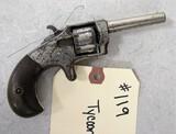 Tycoon .22 short revolver
