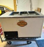 Swift Ice Cream 3 Department Freezer