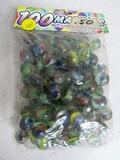 100 marbles in Original bag