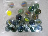20 large marbles