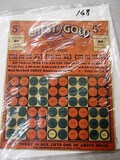 Chest of Gold 5 Cent Lotto Board