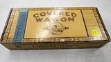 Covered wagon Cigar box
