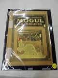 IH Mogul oil engine