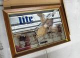 1992 NE lite beer Pheasant mirror
