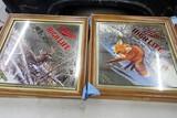 Miller Highlife Wildlife mirror