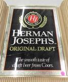 Herman Joseph Original draft mirror