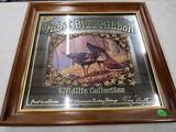 Pabst Blue Ribbon 1989 Turkey mirror