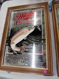 Miller Rainbow trout mirror