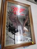 Miller eagle mirror