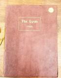 1929 Lyons Annual