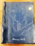 1953 Duncan Highschool Annual