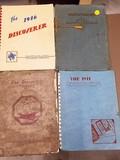 1929 1930 1944 1946 Columbus Highschool Annuals
