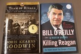 Abe Lincoln and Ronald Reagan Book