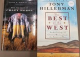 Crazy Horse and Best of the West  Hardback book
