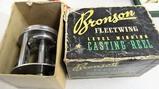 Bronson Fleetwood Casting Reel in box