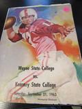 Wayne St College vs Kearney St