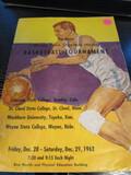 1962 Wayne Sate Holiday Tournament