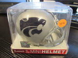 Kansas St Mini Helmet