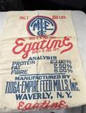 100 lb Eagatine Seed sack