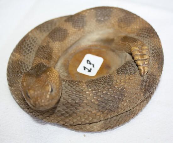 Sullivan Art Studio Rattlesnake Pottery
