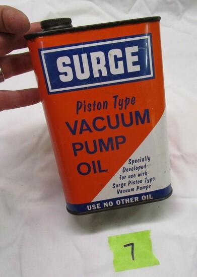 Surge One Quart Tin