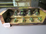 200th JD birthday historical mini tractor set (4020, 4430, 4450, 8400, 9520)
