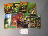 toy collectible pamphlets   9X