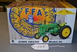diecast JD FFA 2002 Iowa special edition